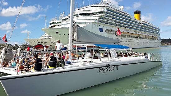 Tropical Adventures - Mystic Catamaran (St  John's) - 2019