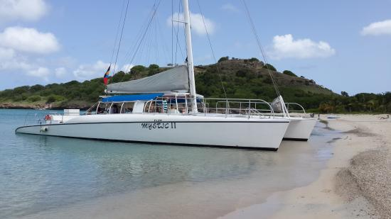 Tropical Adventures - Mystic Catamaran