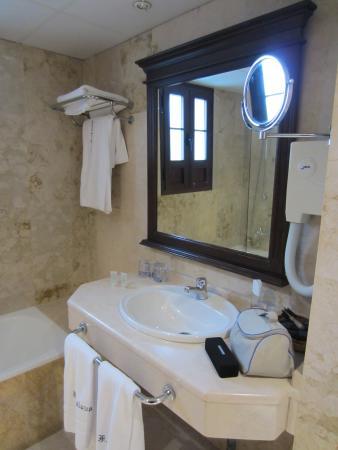 Hotel Finca Eslava : Cuarto de baño