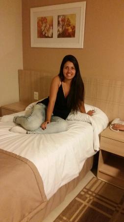 Elegance Praia Hotel: quarto lindo