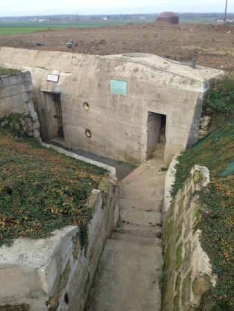 Normandy Battle Tours : Hillman Stronghold