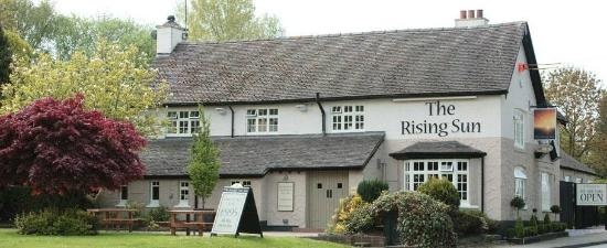 The Rising Sun: Rising Sun Inn Wistaston