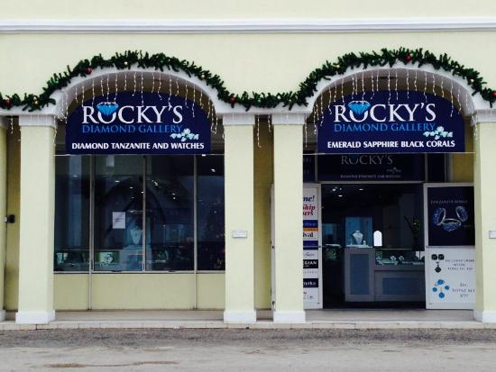 Rocky's Diamonds