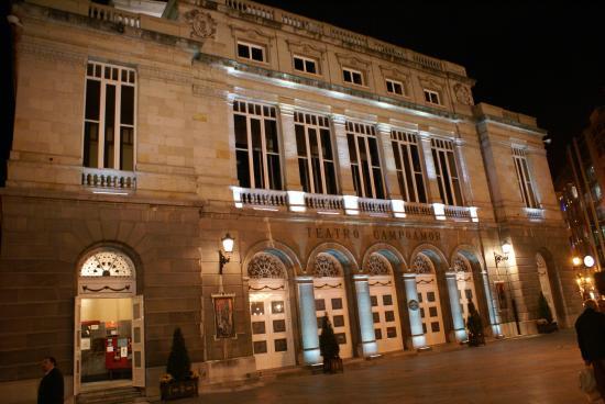 Teatro Campoamor: Teatro