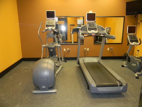 Homewood Suites Nashville Downtown: Fitness Center