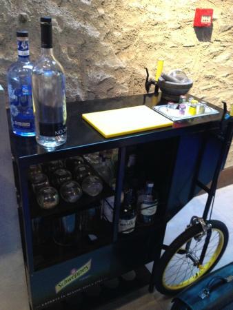 Porrue: Gin vognen