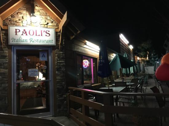 Paoli S Italian Restaurant Front