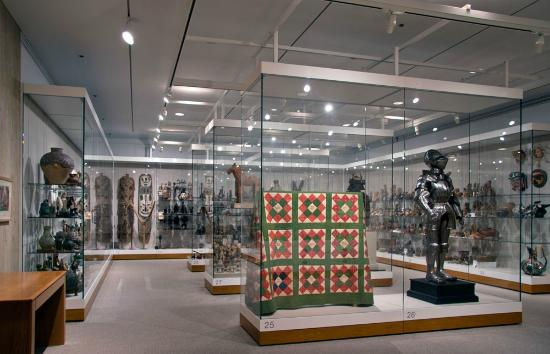Johnson Museum Of Art: Visible Storage Gallery On Floor 2L
