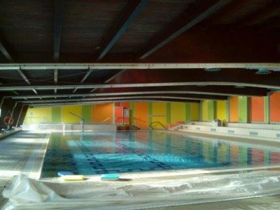 Castelnuovo della Daunia, Itália: la piscina!