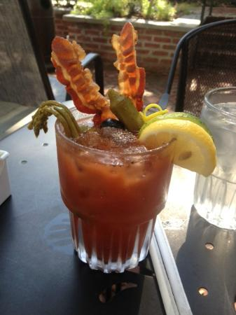 Bloody Mary! The Best! - Picture of Maison de Lu, Ocean Springs ...