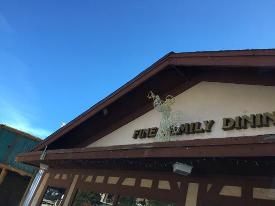 Billy Bear's Restaurant: front