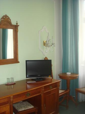 Hotel Vysehrad: номер