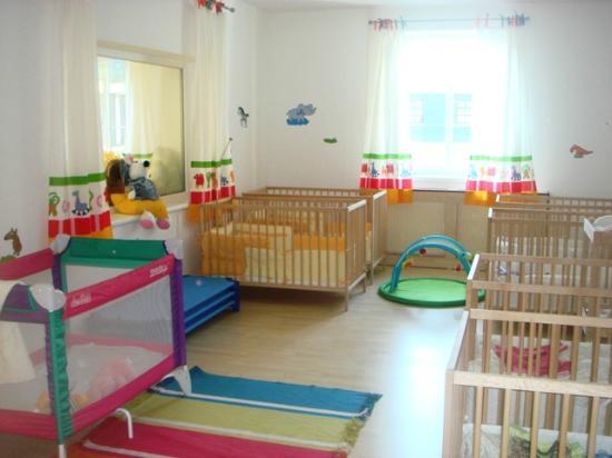 Prokop Boutique Hotel: детский сад при отеле