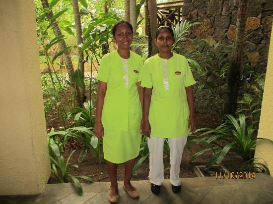 Constance Belle Mare Plage: Efficient Housekeeping Staff