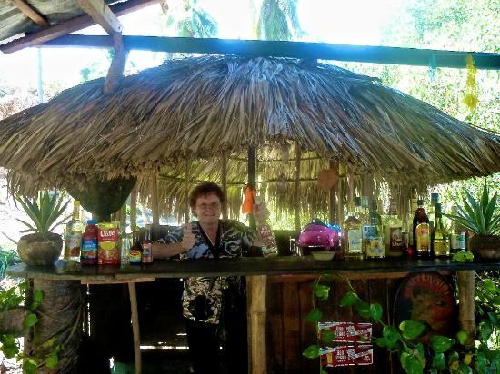 Laguna de Tres Palos, time for me to enjoy a drink