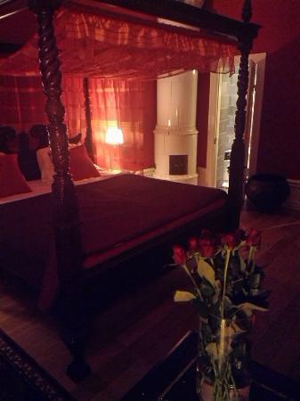 Hotel Hellsten: Romantiskt svit