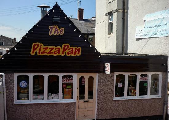 Pizza pan prestatyn