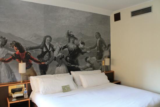 Hotel Goya: Habitación doble estándar