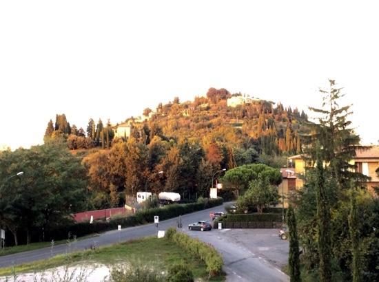 Albergo San Biagio : вид из отеля