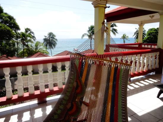 Sunrise Hotel : Sea View