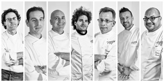 Farina del Mio Sacco: la squadra di pizza up 2014