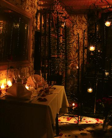 Private Table For Two Picture Of Philip Marie Restaurant New York - Private table restaurant
