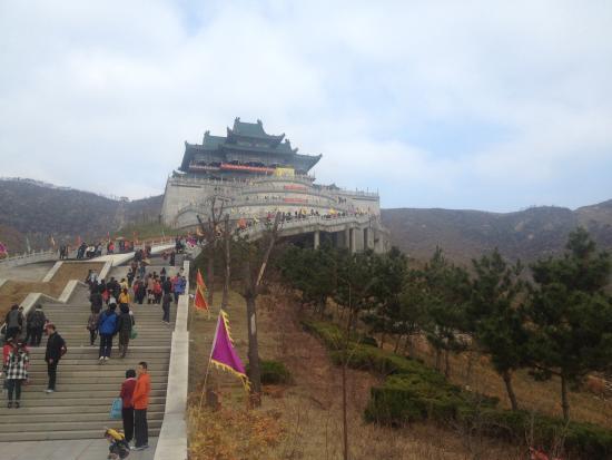 Xiangu Ding Mountain