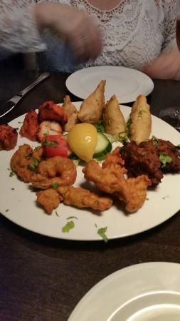 Charlies Tavern: Mixed shared starter
