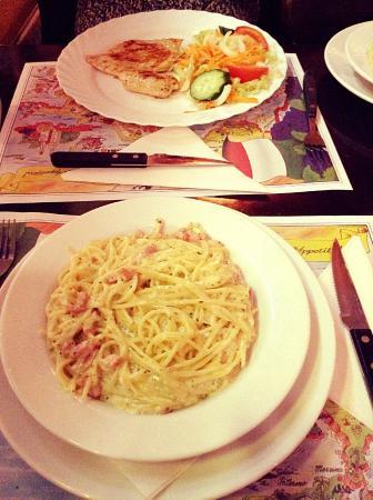 Rstorante Italiano Pizzeria Mimo