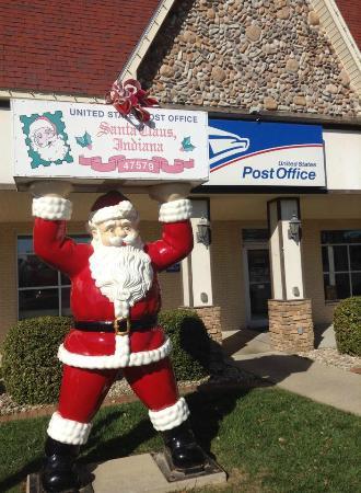 Santa Claus Post Office  |   Santa Claus, IN
