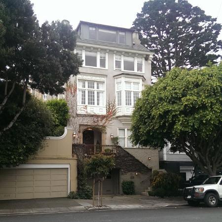 Party Of Five House Bild Von Victorian Home Walk San Francisco