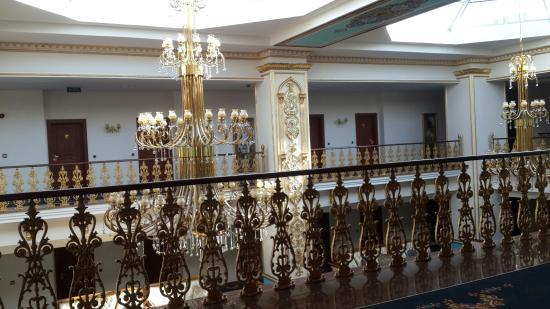 Ottoman Palace Antakya: Bayıldım bembeyaz çıktık burdan