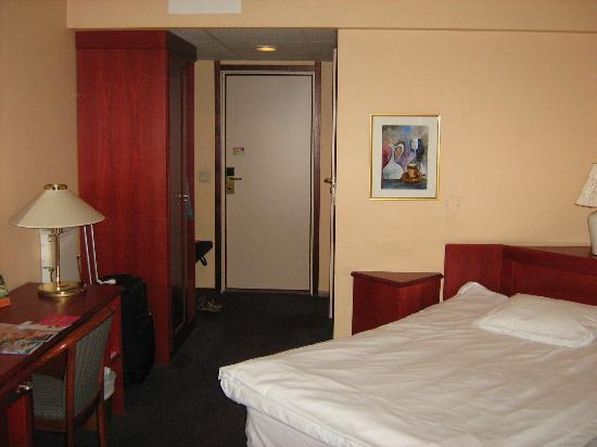 Comfort Hotel Ringerike: Одноместный номер