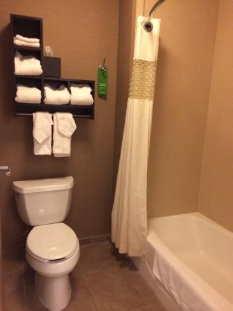 Hampton Inn & Suites Scottsbluff Conference Center: 101