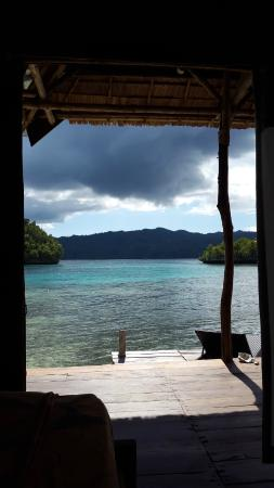 Raja Ampat Doberai Eco Resort: a room with a VIEW