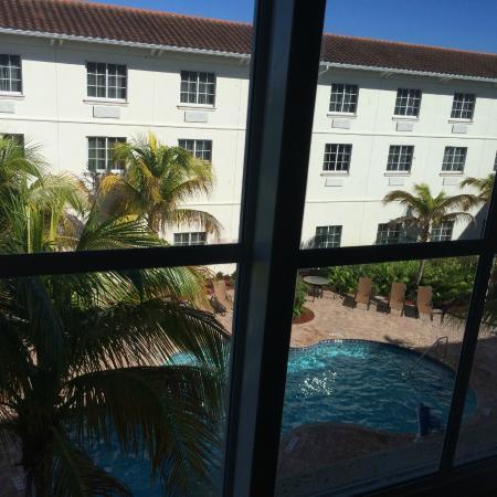 Hilton Garden Inn at PGA Village / Port St. Lucie: Pool View