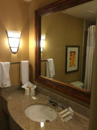 Hilton Garden Inn at PGA Village / Port St. Lucie : Booth