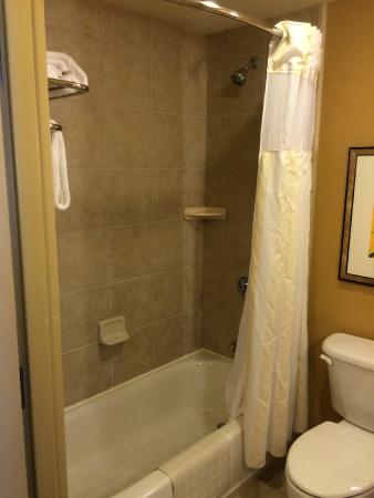 Hilton Garden Inn at PGA Village / Port St. Lucie : Shower