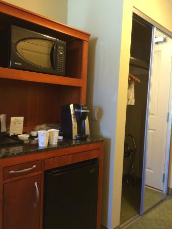 Hilton Garden Inn at PGA Village / Port St. Lucie: Keurig Coffee