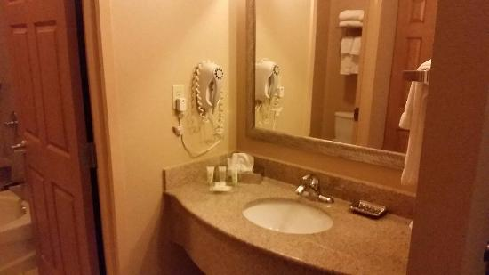 Staybridge Suites Rogers-Bentonville: Vanity