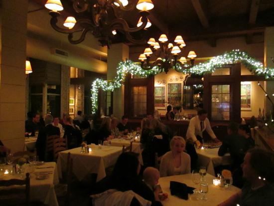 Il Terrazzo Carmine Private Dining Room