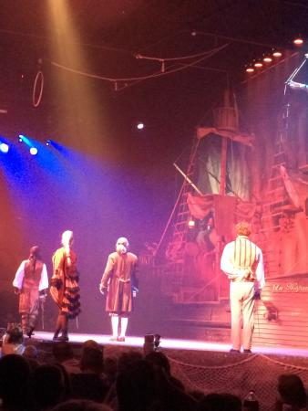 Pirates Adventure: Evening of entertainment