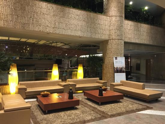 Sheraton Quito: Lobby