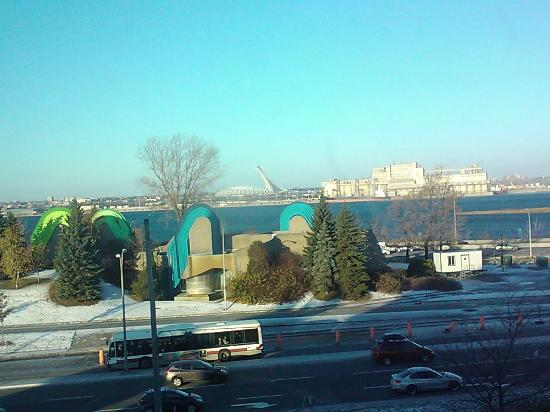 Holiday Inn Montreal Longueuil : View of the Biodome