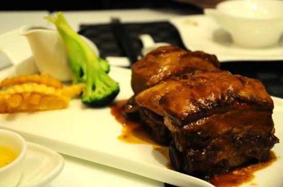 Je Me Souviens Restaurant : Carne que desmancha