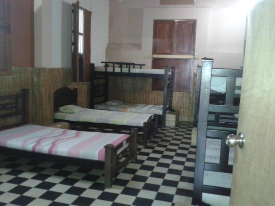 Casa Candela y Chocolate: habitacion