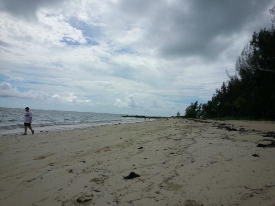 Xanadu Beach: Playa