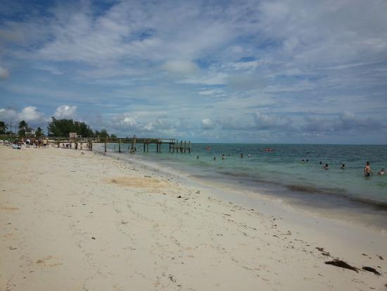 Xanadu Beach: Muelle