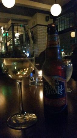 Chardonnay and Sam Adams, The Trophy Room | 26 Chandler Street ...