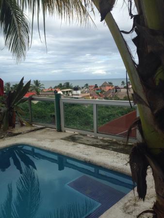 Hotel Las Graditas: Pool at the roof